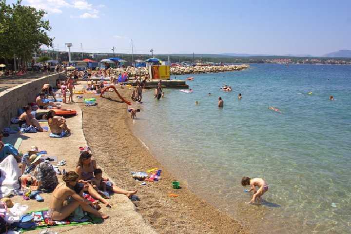 Hotel Adria Malinska Krk Island Vacation Rentals Krk