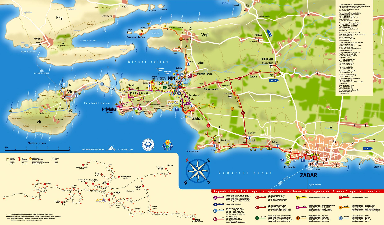 Karte Za Island Hrvatska